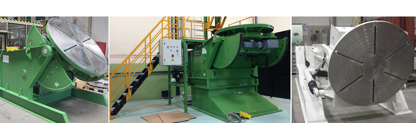 Bode Conventional Welding Positioners