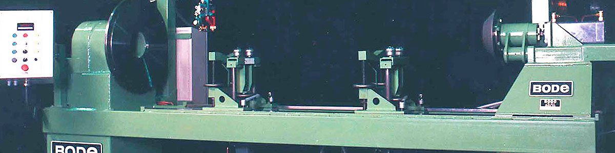 Bode Lathe Type Welding Positioners